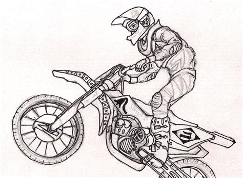 how to draw a motocross bike biker yoruichi drawing by breyvan on deviantart