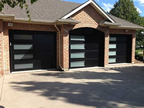 Oakville Garage Doors by Modern Garage Doors Archives Modern Doors