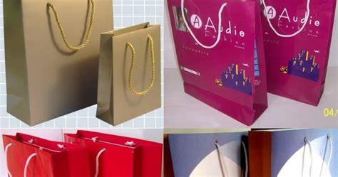 Paperbag Besar Shopping Bag Sablon paper bag tas kertas percetakan murah surya creative