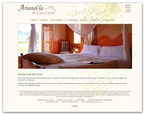 web casa work hollydays cottage design website with joomla cms