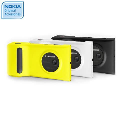 nokia純正 nokia lumia 1020用 pd 95g カメラグリップバッテリーケース(イエロー