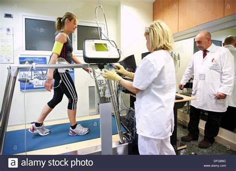 stress test cardiac stress test sports medicine hospital policlinica