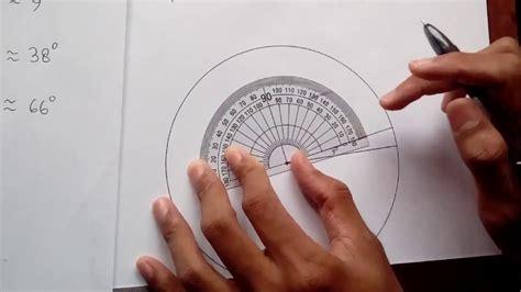 cara membuat oralit manual cara membuat diagram lingkaran manual youtube