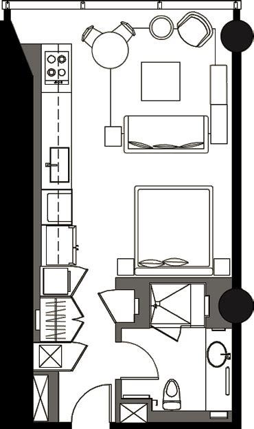 veer towers floor plans studio floor plan vs 2 187 veer towers 187 citycenter las vegas