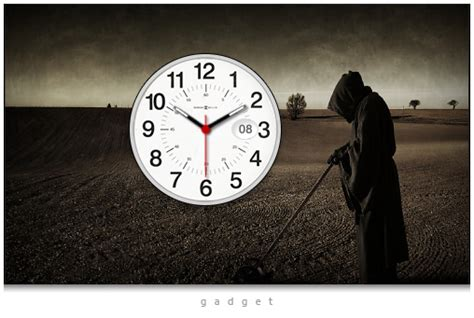 clock themes for pc desktop analog clock a 1 by adni18 on deviantart