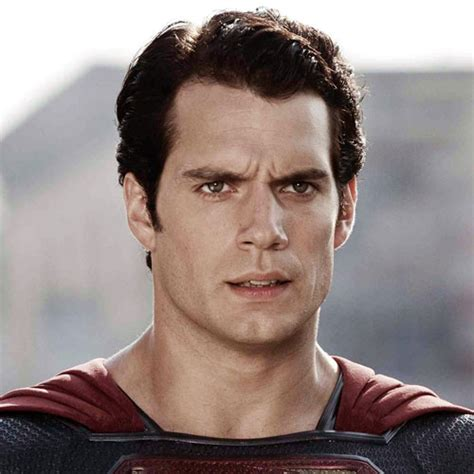 hairstyle of henrycevil superman haircut