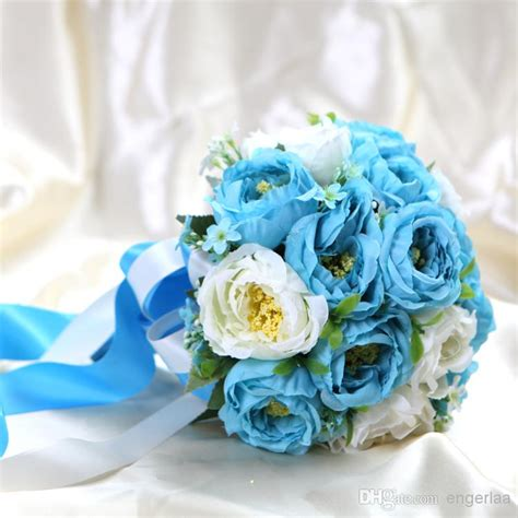 light blue and white wedding decorations baby blue and white wedding decorations