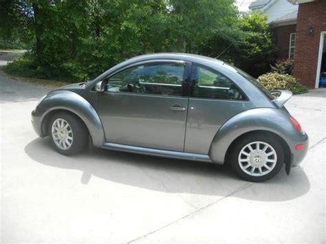volkswagen hatchback 2005 find used 2005 volkswagen beetle gls hatchback 2 door 2 0l