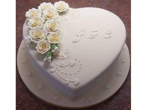 New Single Layer Wedding Cake One Layer Wedding Cake Wedding Food Pinterest