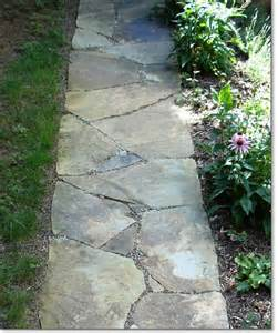 27 best images about flagstone pathways on pinterest