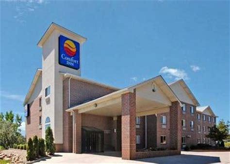 Comfort Inn Wheat Ridge Wheat Ridge Deals See Hotel