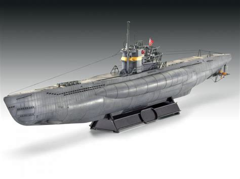 german u boat ports u boot type vii c 41 revell 5100