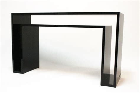 all modern console table taking a look at modern console tables boshdesigns com