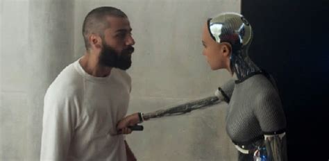 Ex Machina Ending by Robots Technology And The Filmvetter