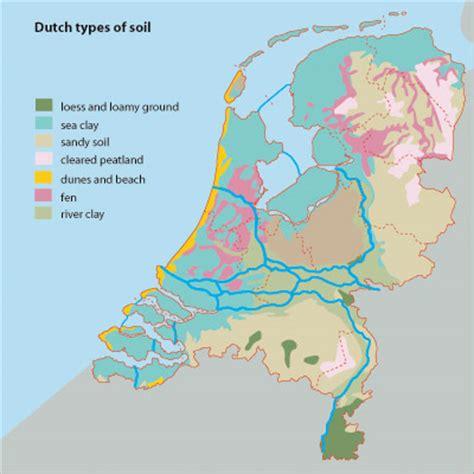 netherlands map reclaimed land floods
