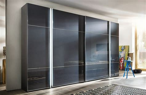 Glass Sliding Wardrobe Doors Uk by Buy Nolte Marcato Style 1c Glass Doors Sliding Wardrobe