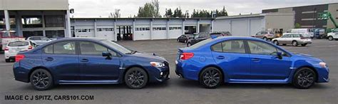subaru galaxy blue 2015 subaru wrx and sti spec page