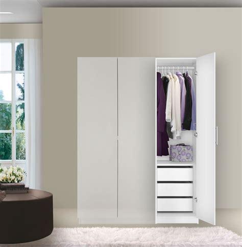 3 door wardrobe closet alta narrow wardrobe closet right door 3 interior