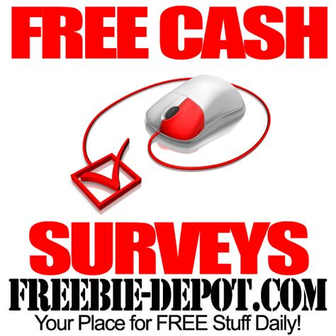 Free Money For Surveys - free cash for surveys earn free money from home