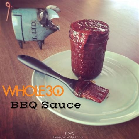 whole 30 bbq sauce easy bbq sauce recipes