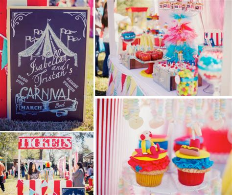 carnival theme party 50th birthday party ideas kara s party ideas carnival boy girl birthday party