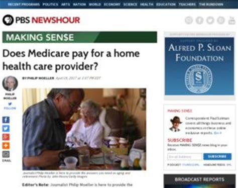 medicare does medicare pay for a home health care