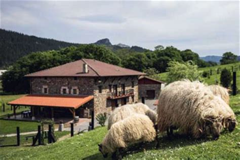 pa 237 s vasco casas rurales eusko guide