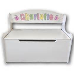 white toy bench white gloss deacon toy bench