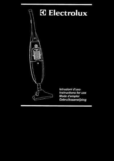Vacuum Cleaner Electrolux Zs 300 electrolux zs 85 ventana vacuum cleaner manual