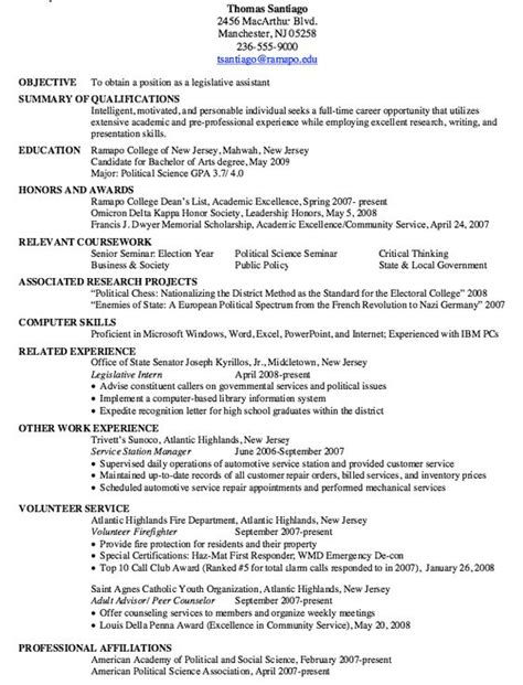 Summary Of Qualifications For Executive Assistant by Summary Of Qualifications For Administrative Assistant Executive Resume Exle Help You To