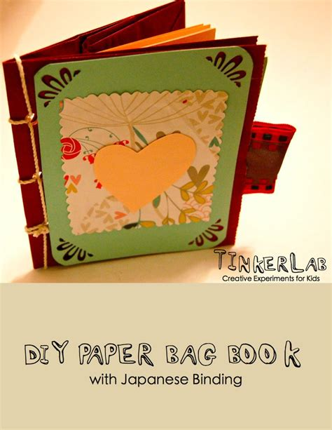 How To Make Paper Bag Book Covers - 25 unique paper bag book cover ideas on paper