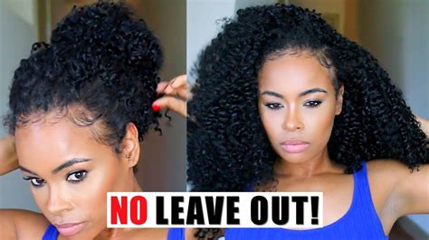 youtube crochet hairstyles on thinning hair no leave out watch me slay style these crochet braids
