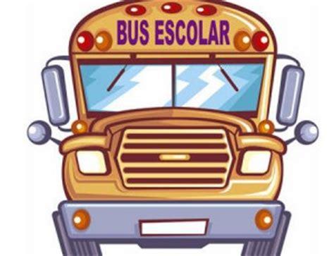 imagenes transporte escolar caricaturas transportes escolares la gu 237 a de derecho