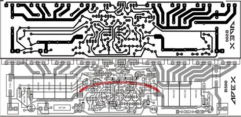 Kit Driver Power Lifier 150 Watt Stereo Plus Power Suplai rangkaian power lifier 500 watt apex 187 skemaku