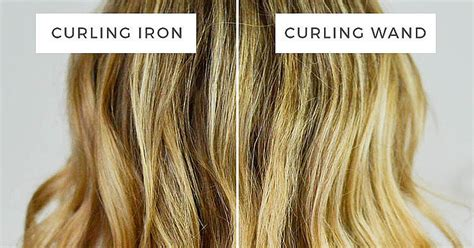 pageant curls hair cruellers versus curling iron the difference between a curling wand and a curling iron