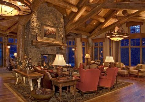 beautiful log home interiors log cabin interiors beautiful rustic design and