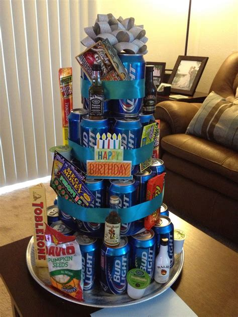 beer cake beer cake a great man gift with love from me to you