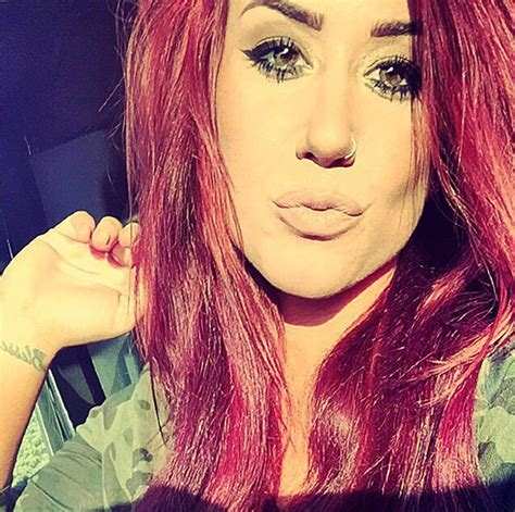 what red hair colour does chelsea houska have hair chelsea houska admits she has an quot online shopping problem quot