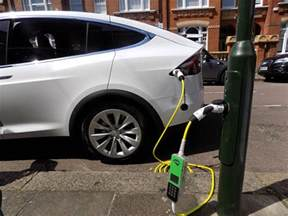 Electric Cars Uk Charging Points 163 1k Conversion Can Turn L Posts Into Ev Chargers