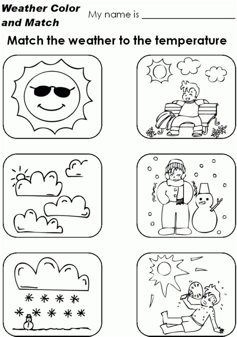 printable coloring pages esl draw the weather worksheet b weather worksheets