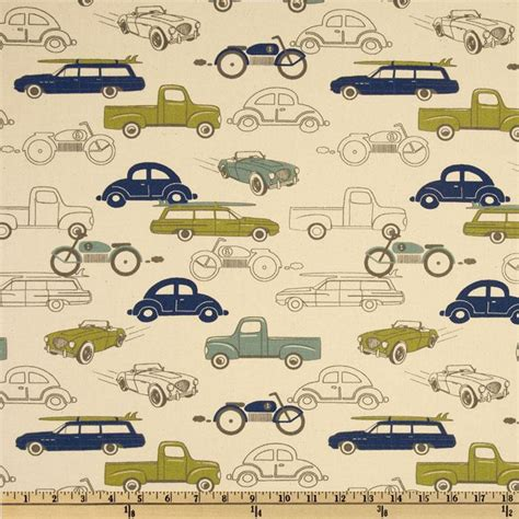 car upholstery material for sale premier prints retro rides felix blue natural discount