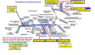 philadelphia airport car rental