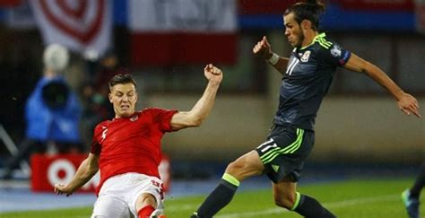 austria dan wales berbagi poin dalam lanjutan kualifikasi