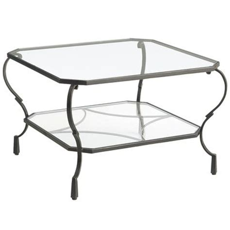 Chasca Square Coffee Table Pier 1 Imports Pier One Coffee Tables