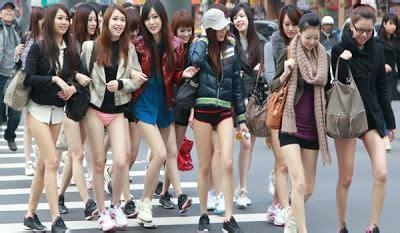 Celana Dalam Wanita Sekali Pakai demi lingkungan wanita taiwan sekarang hanya pakai celana dalam iblogaya