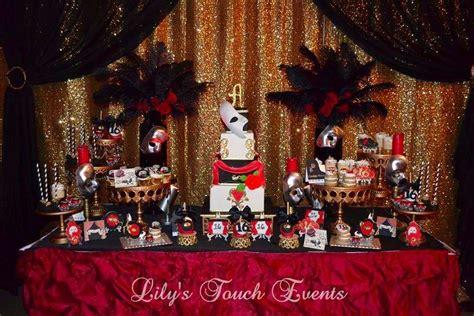 cute opera themes phantom of the opera birthday party ideas photo 2 of 20