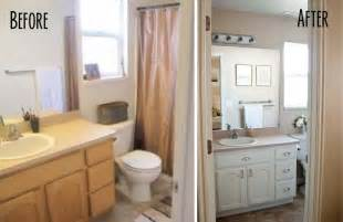Before And After Bathroom Cabinets A Few Of My Favorite Things Master Bath Before And After