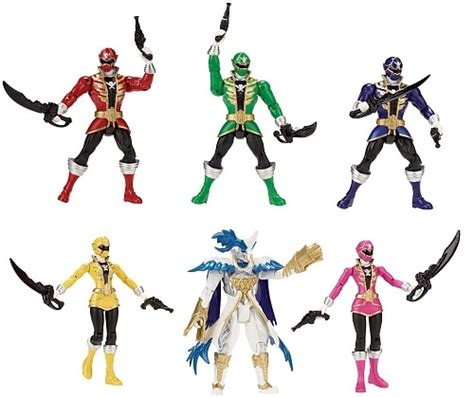 super megaforce toy images from tru canada morphin legacy