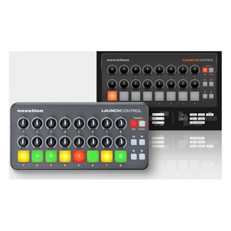 Novation Launch Portable Usb Midi Contoller New Novation Launch Portable Usb Midi Controller