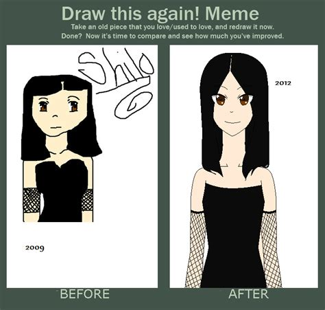 Thank You Come Again Meme - draw it again meme by chestnutreaper12 on deviantart